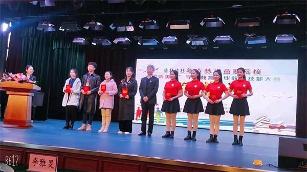 在2020年吉林省职业院校学前教育技能大赛中,喜获团体二等奖.jpg